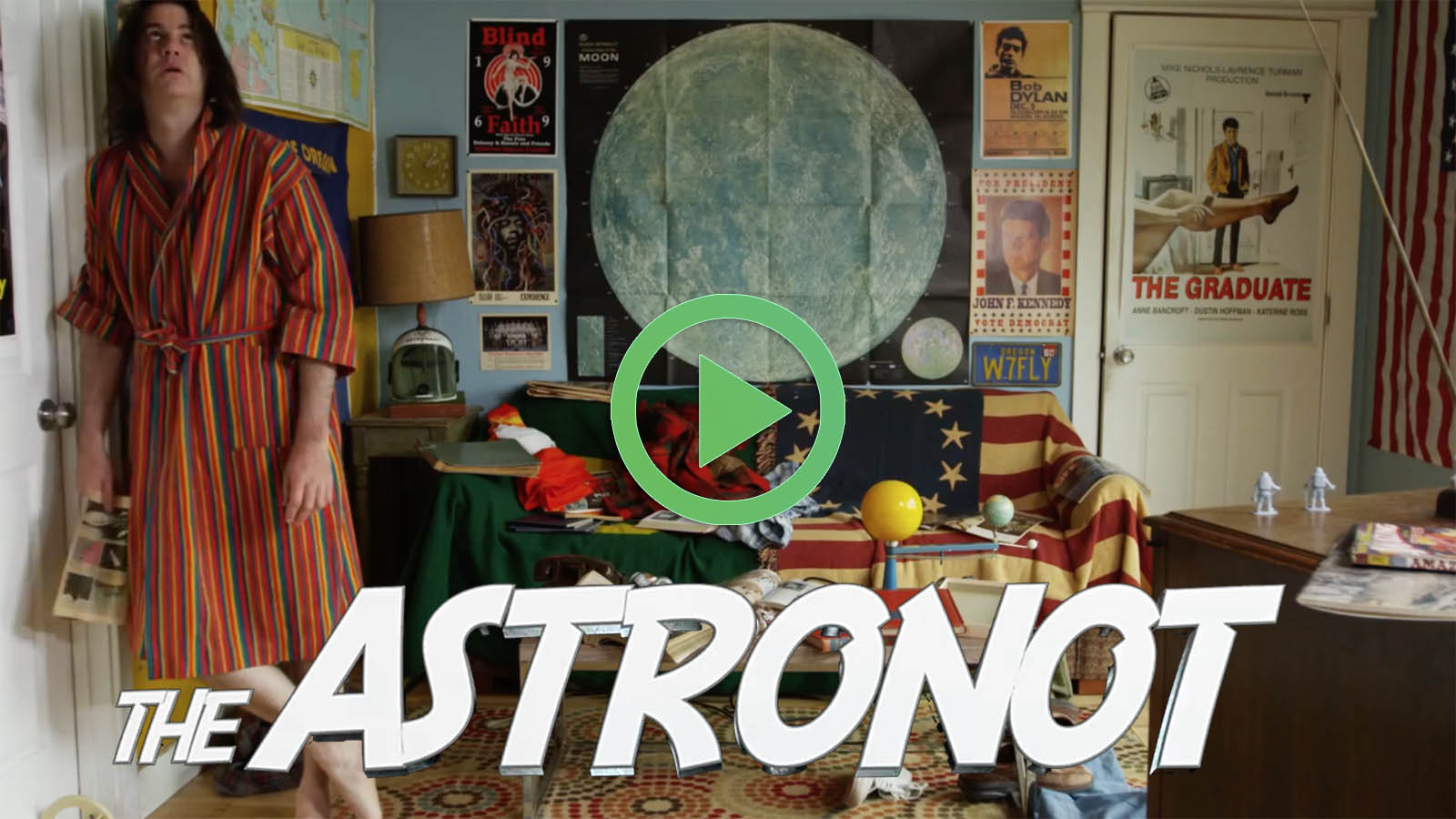 The Astronot - Tim Cash, Bend OR