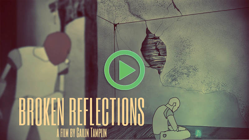Broken Reflections - Cailin Tamplin, Medford OR