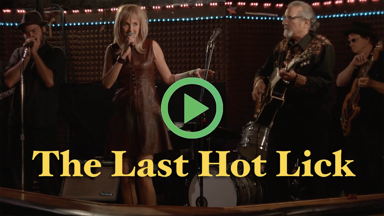 The Last Hot Lick - Mahalia Cohen, New York NY