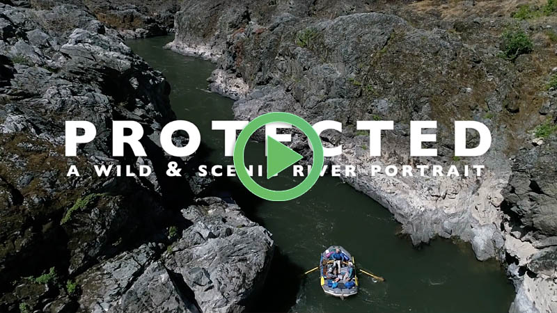 Protected: A Wild & Scenic River Portrait - Freshwaters Illustrated/US Forest Service/BLM/RMS