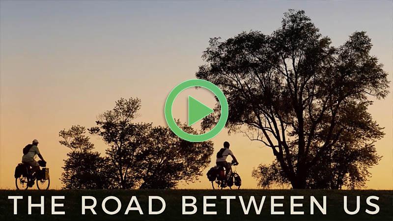 The Road Between Us - Joanne Feinberg/Katherine Roselli, Ashland OR