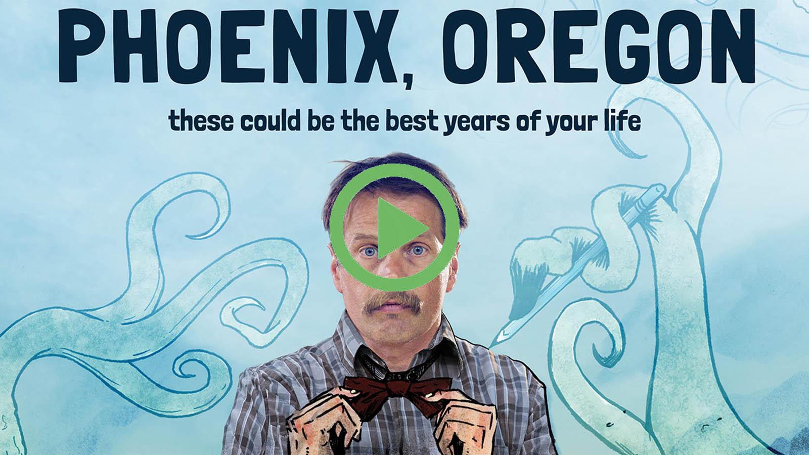Phoenix, Oregon - starring James Le Gros, Lisa Edelstein, Jesse Borrego