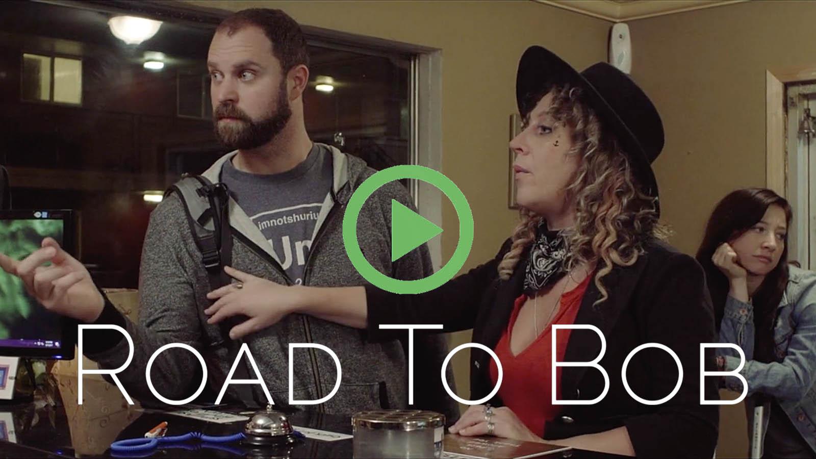 Road to Bob - Rollyn Stafford, Portland, OR
