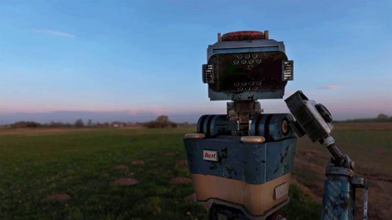 Econo-Bot - Cailin Tamplin, Medford OR