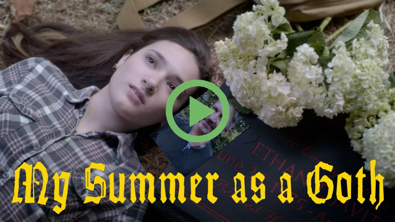 My Summer as a Goth - Tara Johnson-Medinger, Portland OR