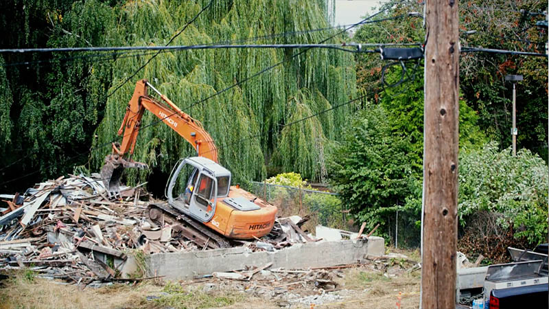 There Goes the Neighborhood - Dan Evans, Portland OR