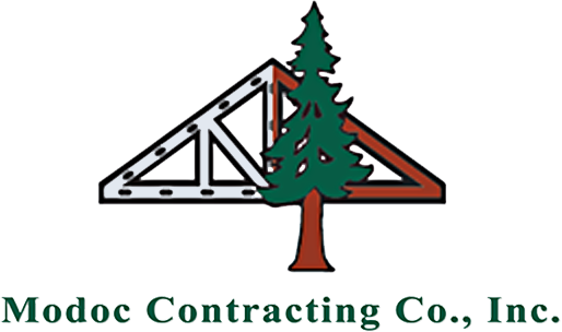 Modoc Contracting logo