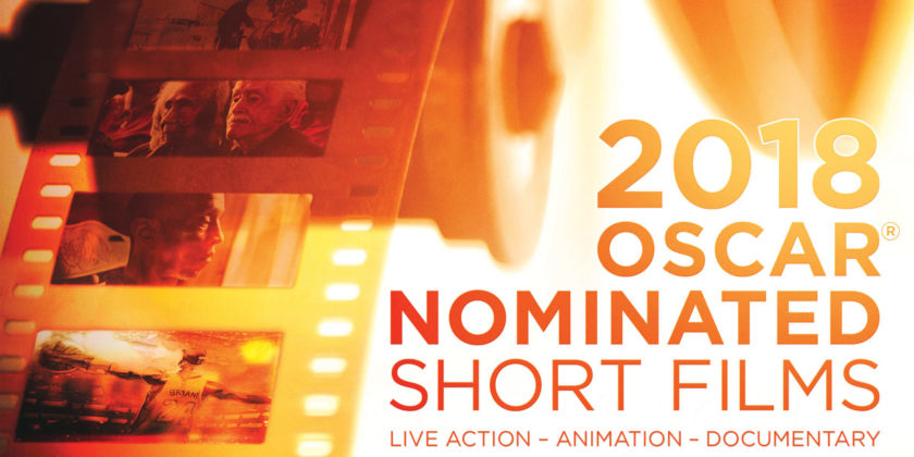 2018 Oscar Nominated Shorts
