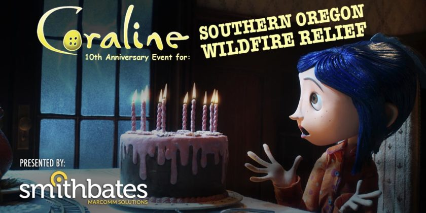"""Coraline"" 10th Anniversary Event for Wildfire Relief"