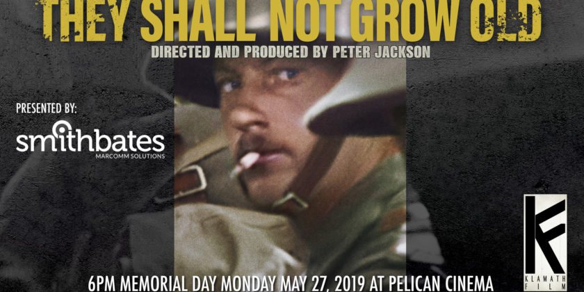 """Peter Jackson's """"They Shall Not Grow Old"""""""