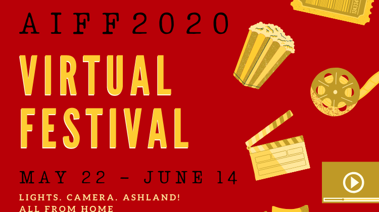 Klamath Film members get half-off tickets for Ashland Independent Film Festival!