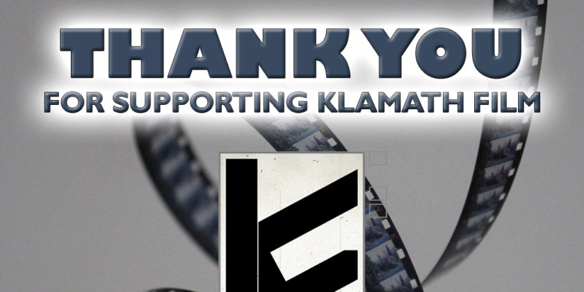 Klamath Film receives COVID-19 emergency funding