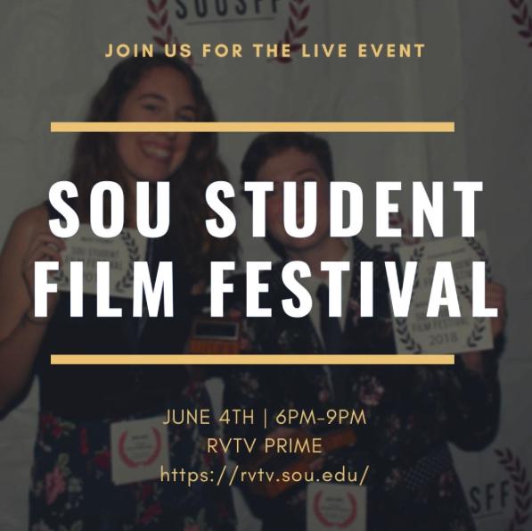 SOU student film festival airs Thursday, 6-9 p.m.