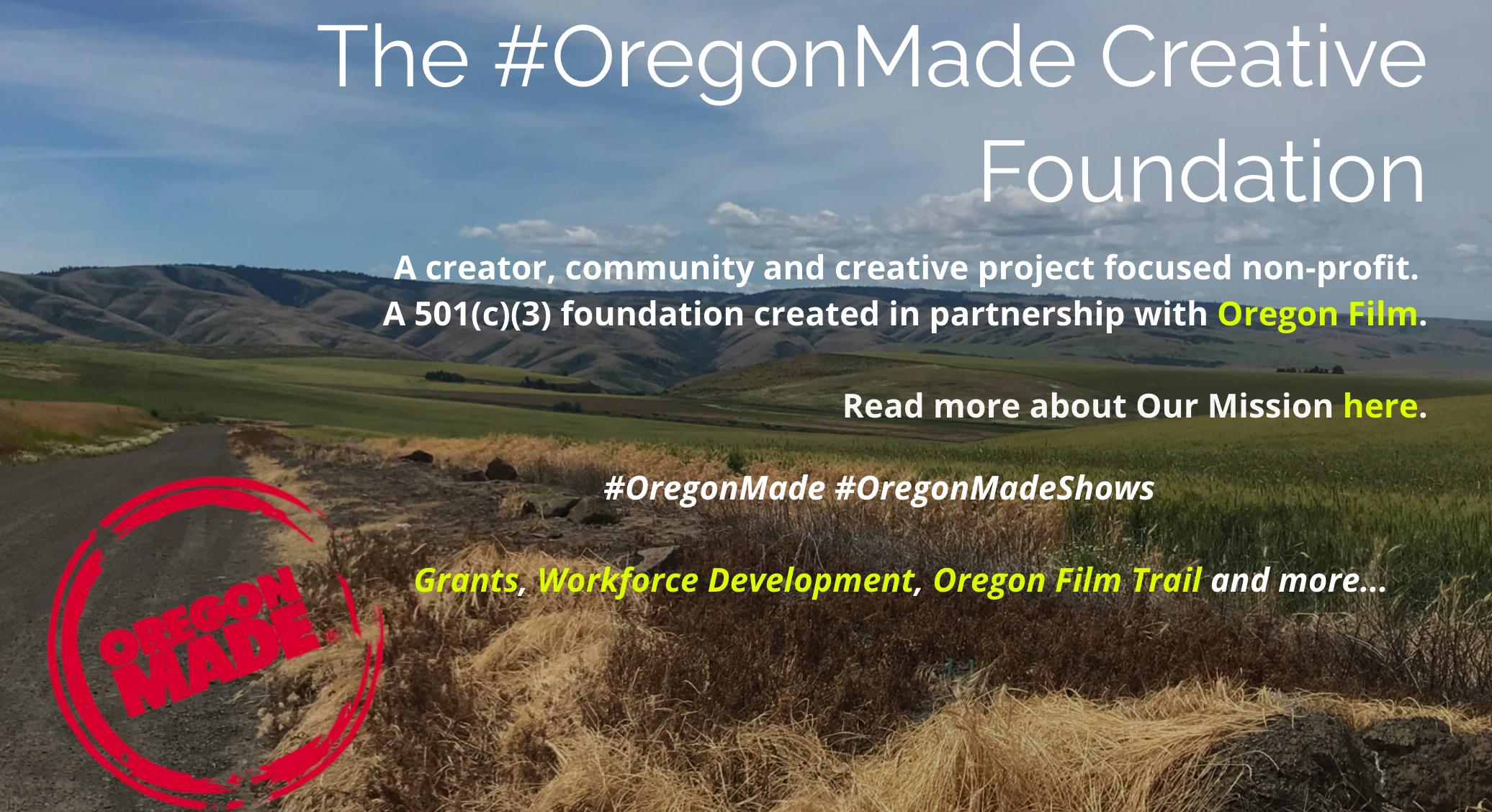 Oregon Outdoor Adventure Film Grant announced