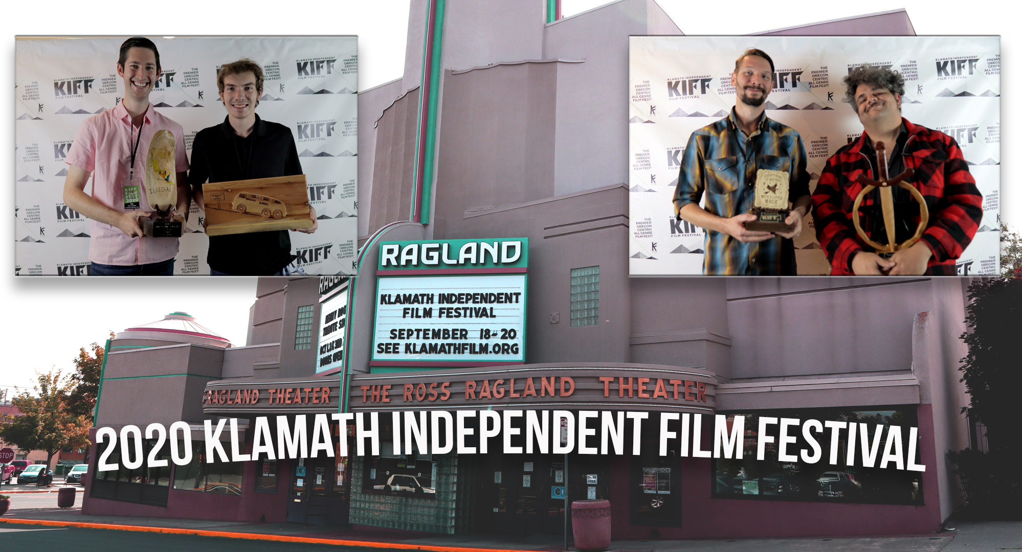 Award winners announced at 2020 Klamath Independent Film Festival