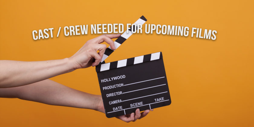 Cast / Crew needed for upcoming Southern Oregon films