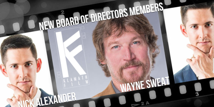 Klamath Film announce new board members