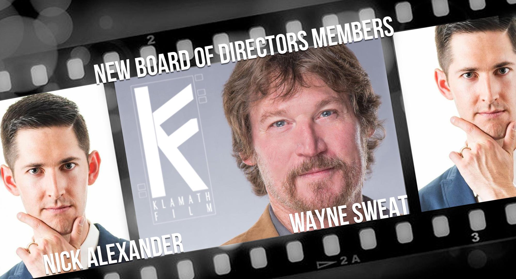 Klamath Film announce new board members
