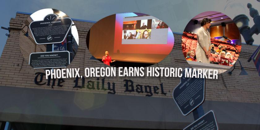Klamath Falls earns historic marker for 'Phoenix, Oregon'