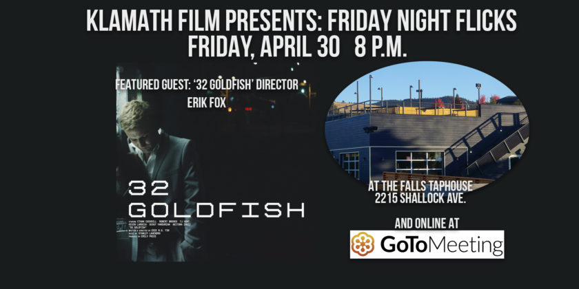 '32 Goldfish' film screening and Q&A at Falls Taphouse April 30