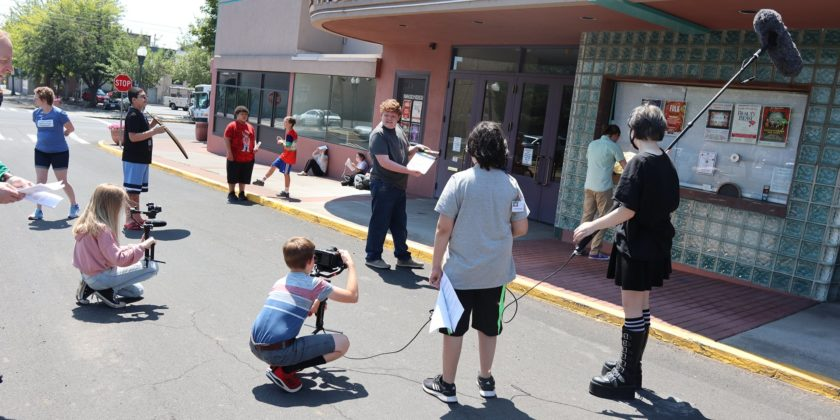 Klamath Film leads two student summer film camps