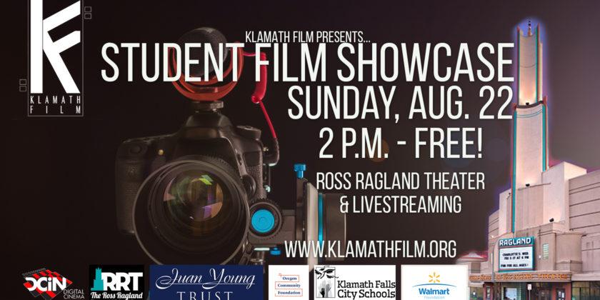 Free student film showcase Sunday at Ross Ragland Theater
