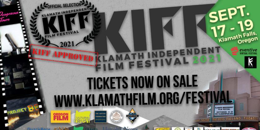 Klamath Independent Film Festival tickets now on sale